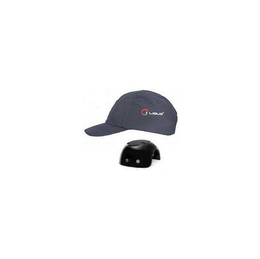 GORRAS LIBUS CON CASQUETE PLASTICO (BUMP CAP) AZULES