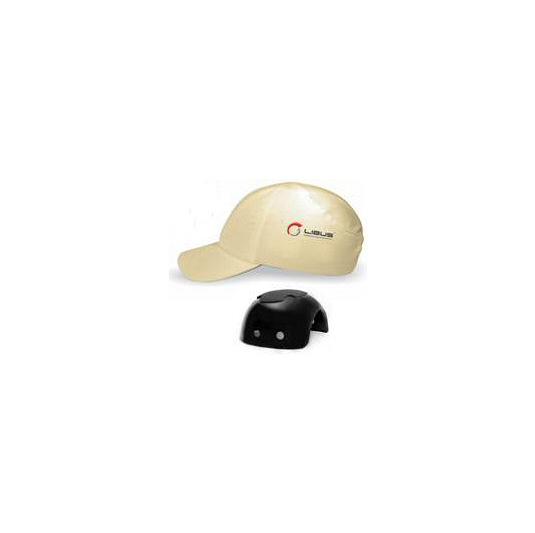 GORRAS LIBUS CON CASQUETE PLASTICO (BUMP CAP) BEIGE